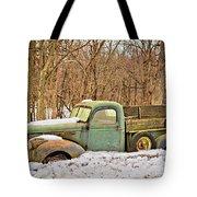 The Farm Truck Tote Bag