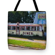 The Farmers Diner Tote Bag