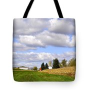 The Farmers Fields Tote Bag