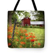 The Farmhouse Tote Bag