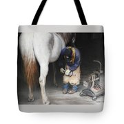 The Farrier Tote Bag