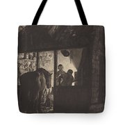 The Farrier's Shop Tote Bag