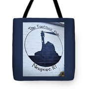 The Fastnet Pub Mural, Newport R. I. Tote Bag