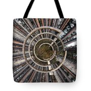 The Fence 1 Tote Bag
