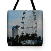 The Ferris Wheel 3 Tote Bag