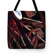 The Ferris Wheel Tote Bag