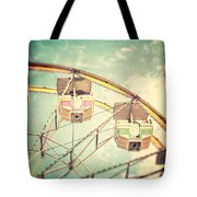 The Ferris Wheel Tote Bag