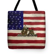 The Few, The Proud Tote Bag