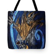 The Fffallen Angel Tote Bag