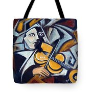 The Fiddler Tote Bag