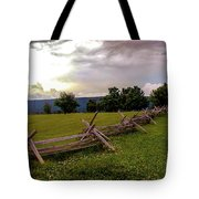 The Field Of Lost Shoes Tote Bag