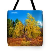 The Fight To Be Green Tote Bag