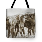The Fillies Tote Bag