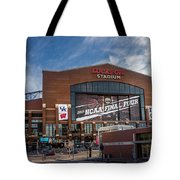 The Final Four 2015 Tote Bag by Ron Pate