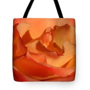 The Final Rose Of Summer Tote Bag