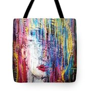 The Fine Line Tote Bag