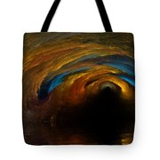 The Fire Caves Of Riagle Tote Bag