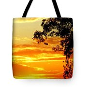 The Fire Tote Bag
