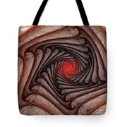 The Fire Within Tote Bag