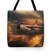 The Firebirds Tote Bag