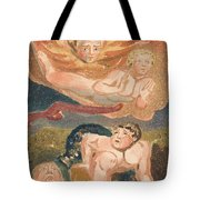 The First Book Of Urizen, Plate 22 Tote Bag