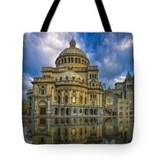 The First Church Of Christ Scientist Tote Bag