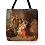 The First Harvest After The Thirty Years' War Tote Bag