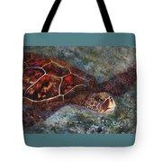 The First Honu Tote Bag