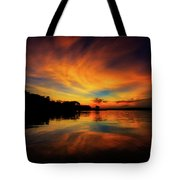 The First Night Tote Bag