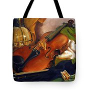The First Violin Tote Bag