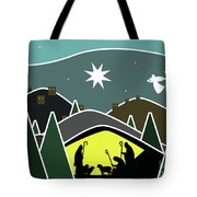 The First Visitors White Version Tote Bag
