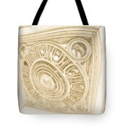 The Fish Eye Tote Bag