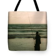 The Fish Hunter Tote Bag