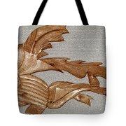 The Fish Skeleton Tote Bag