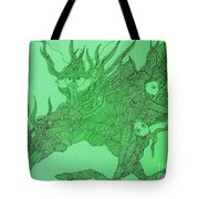 The Fish Tank Tote Bag