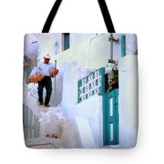 The Fisherman's Breakfast Tote Bag