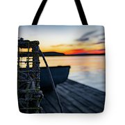 The Fisherman's Life Tote Bag