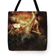 The Fishermen And His Soul Tote Bag