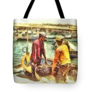 The Fishermen Tote Bag
