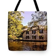 The Fishery At Dykeman Manor Tote Bag
