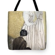 The Fitting Tote Bag