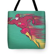 The Flash Tote Bag