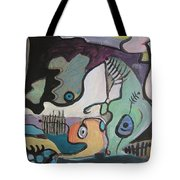 the Flat Rock Tote Bag