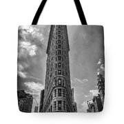 The Flatiron Building Nyc Tote Bag