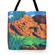 The Flicker Trail Tote Bag