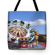 The Flipper At The Prater Tote Bag