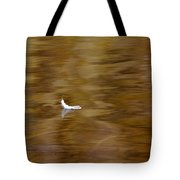The Floating Feather Tote Bag