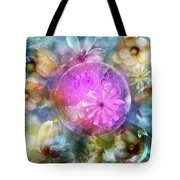 The Floating Garden Tote Bag