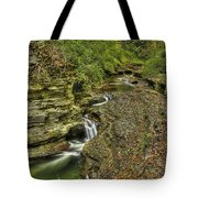 The Flow Tote Bag by Evelina Kremsdorf