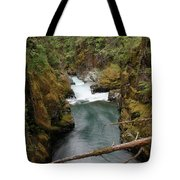The Flow Of It All  Tote Bag